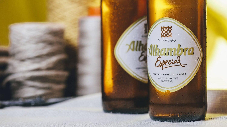 etiqueta alhambra especial