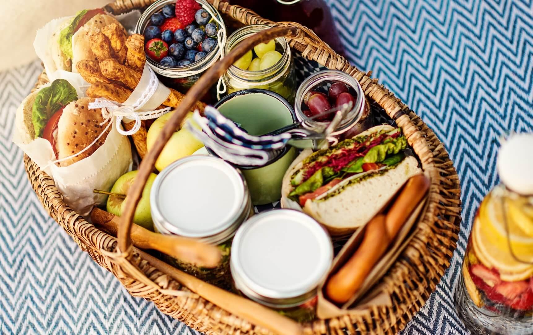 Los platos indispensables para el primer pícnic del verano