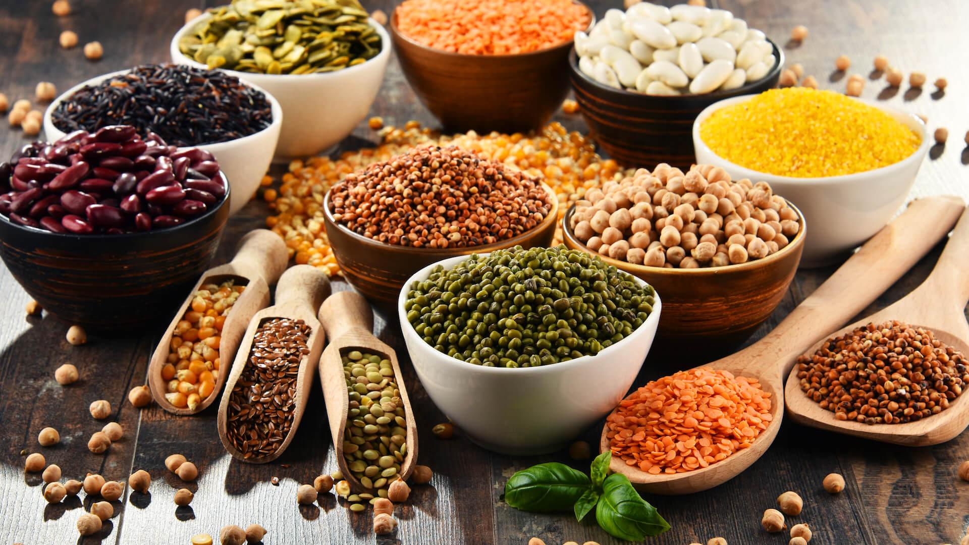 La reinvención de las legumbres, a granel y listas para el verano