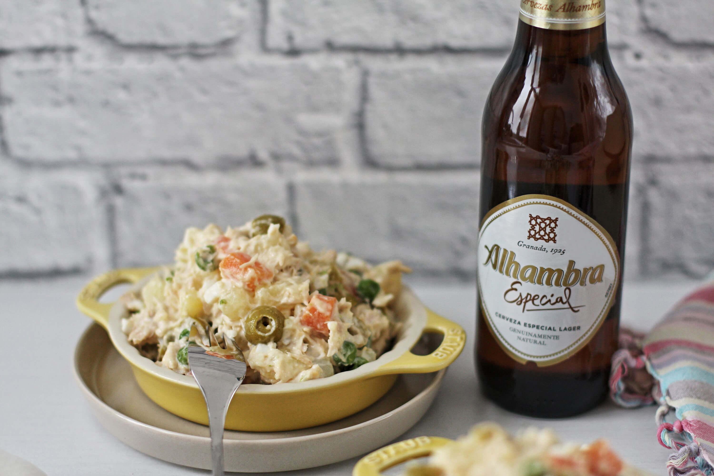 Cómo preparar la ensaladilla rusa perfecta