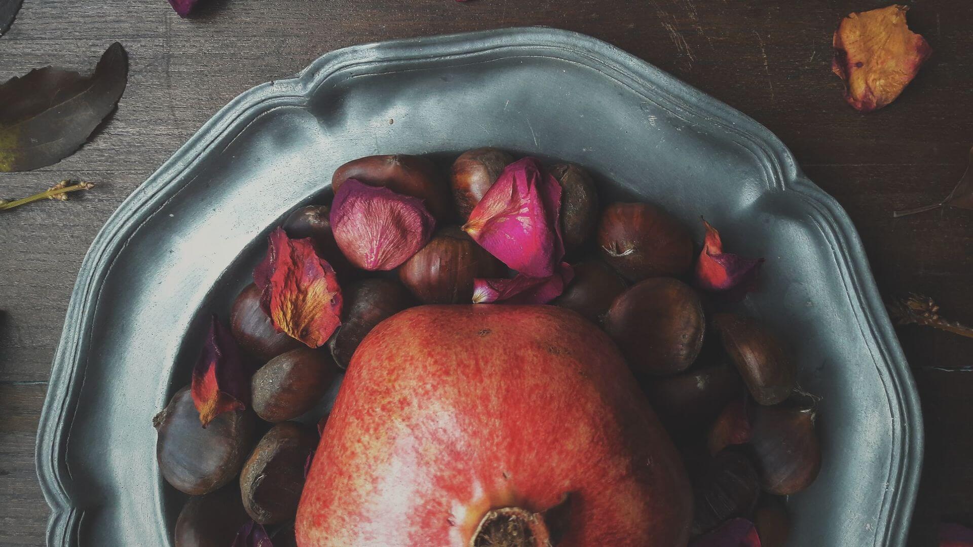 Oda a los sabores del otoño: cinco alimentos de temporada para celebrar su llegada