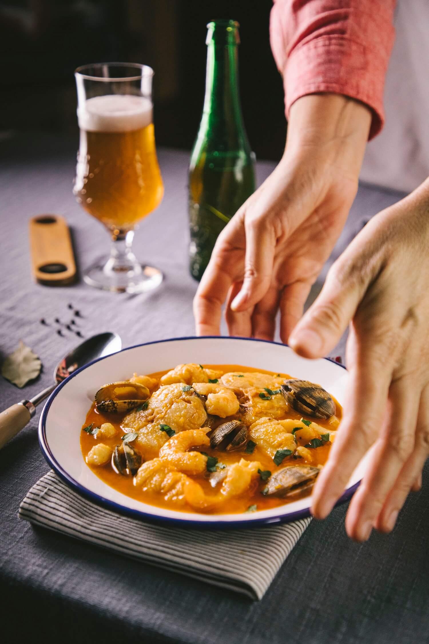 Cómo preparar una deliciosa sopa de pescado para 6 personas