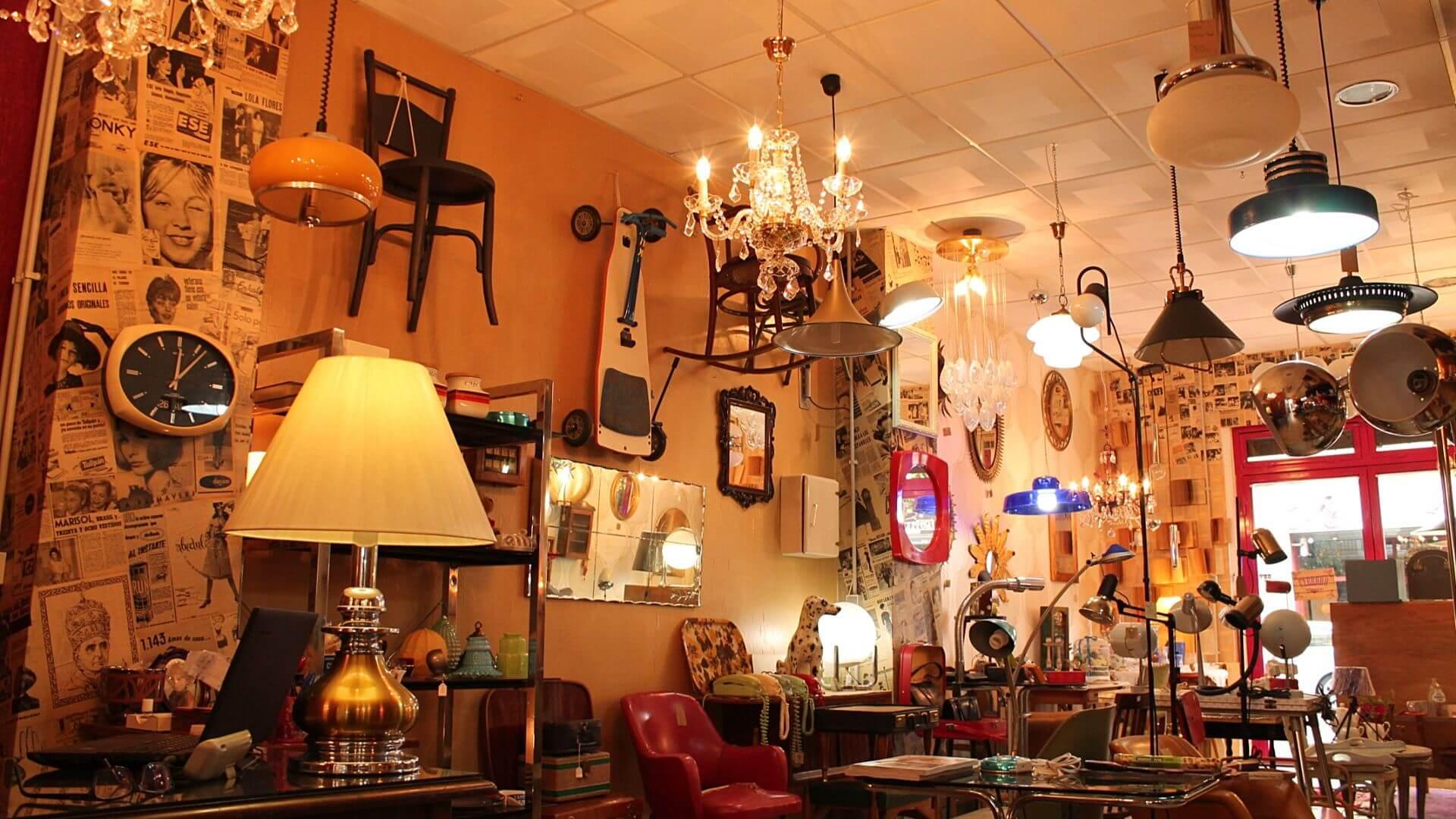 Los tesoros escondidos de Ruzafa Vintage
