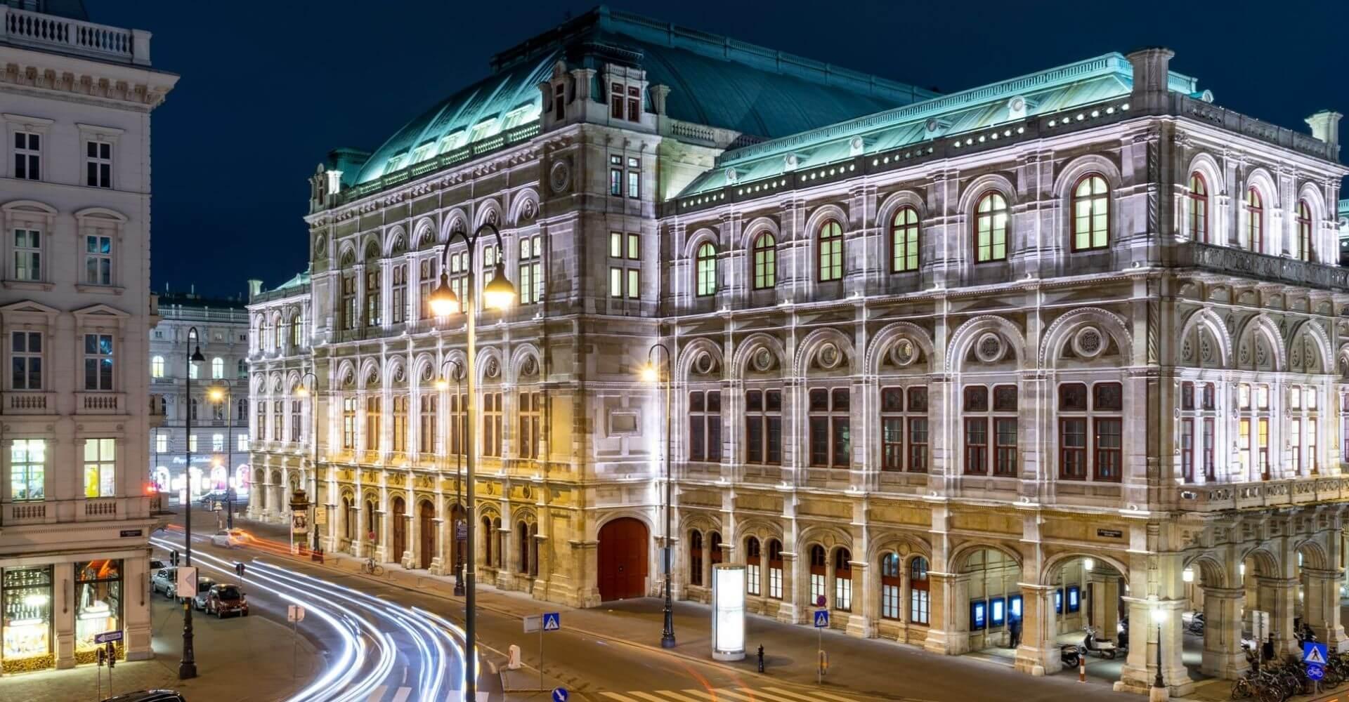El sonido de Viena, capital mundial de la música
