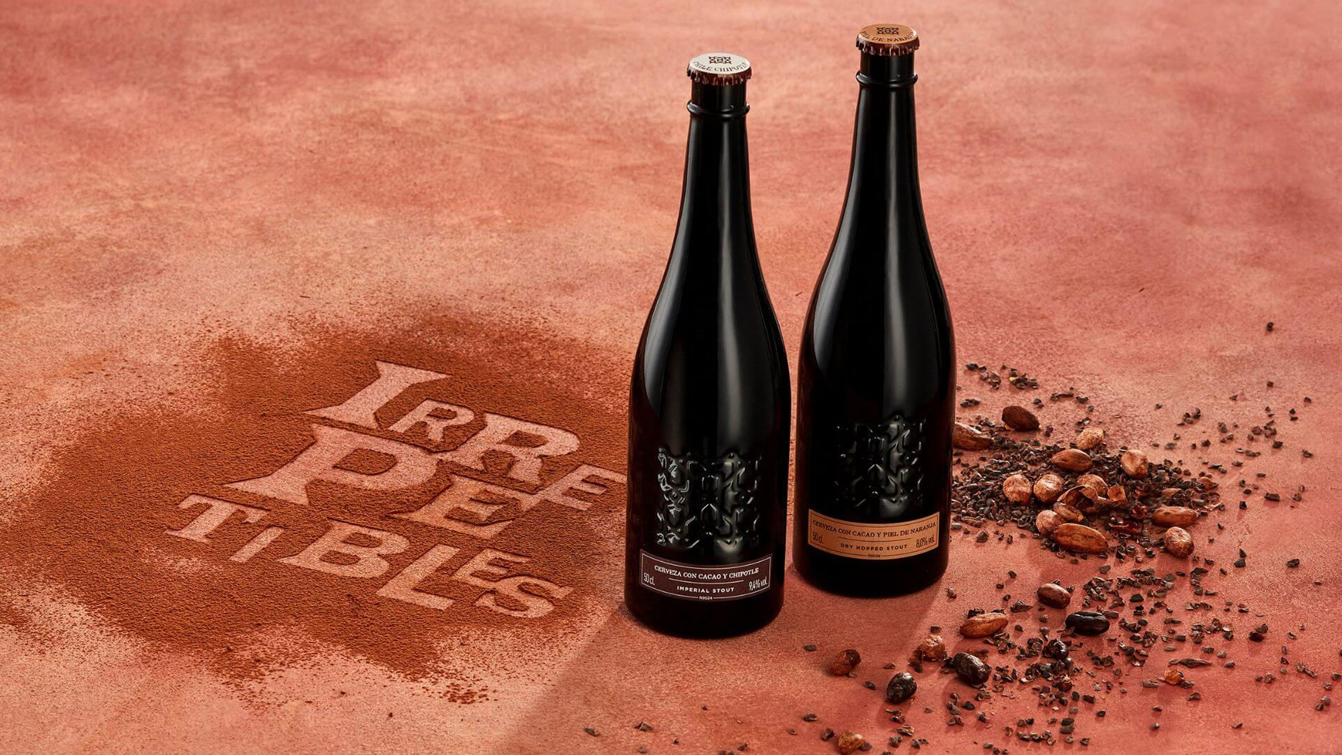 Las Numeradas de Cervezas Alhambra - Cacao o cuando la inspiración brota de lo inesperado