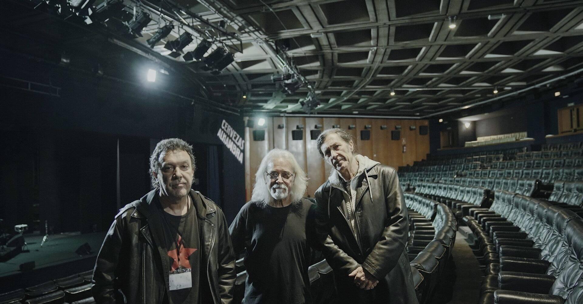 Jorge Pardo, Carles Benavent y Tino Di Geraldo, el eterno trío del jazz flamenco español