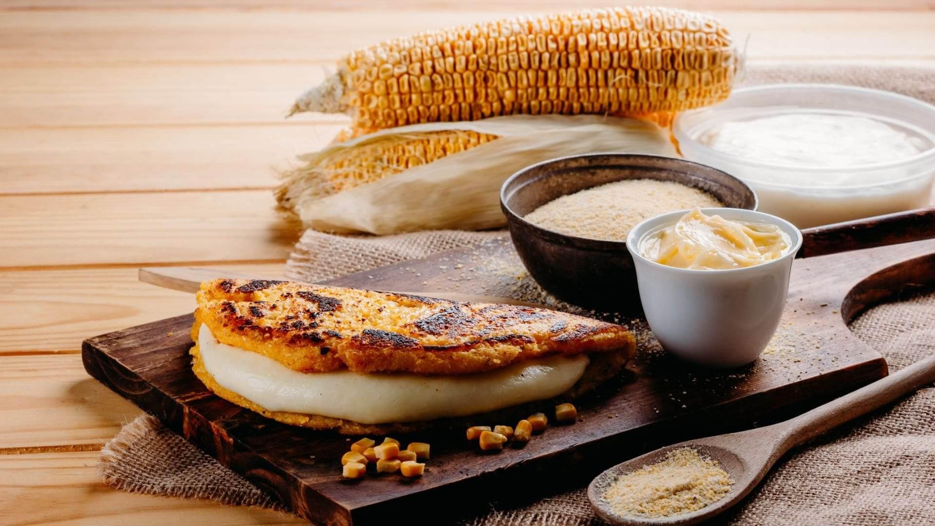 ¡Todo al maíz! Cocina latina para saborear sin cruzar el Atlántico