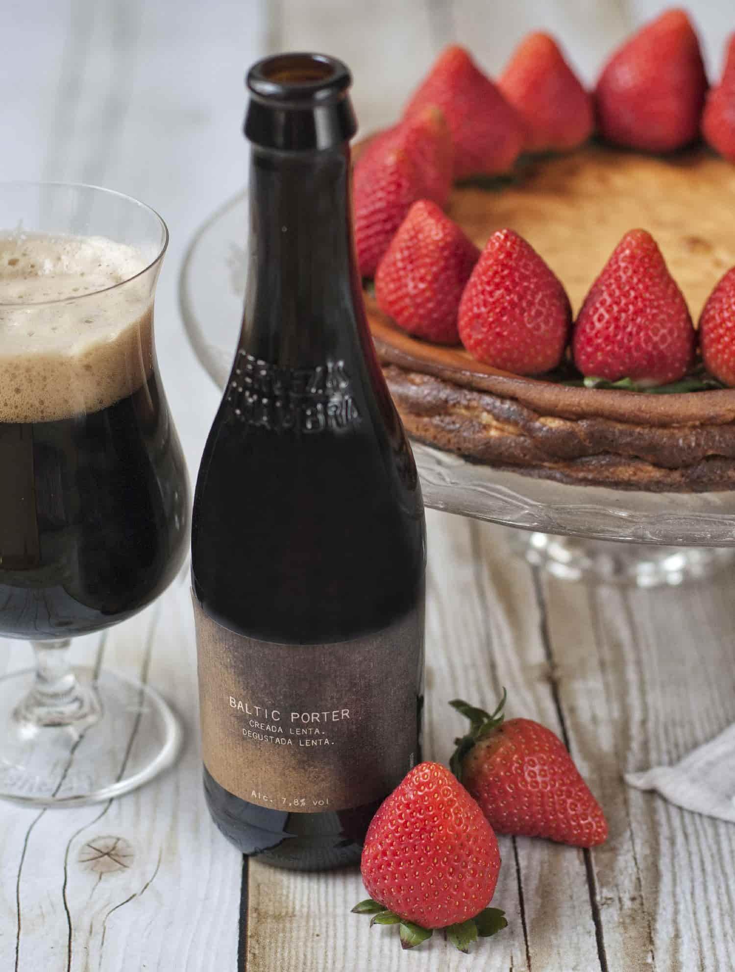 Cómo preparar tarta de requesón con fresas: una deliciosa receta casera