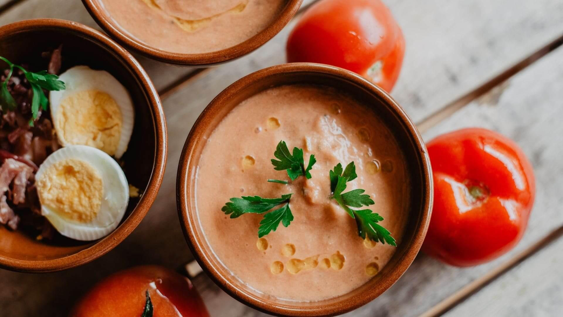 Las sopas frías de Andalucía: un viaje de sabor y tradición