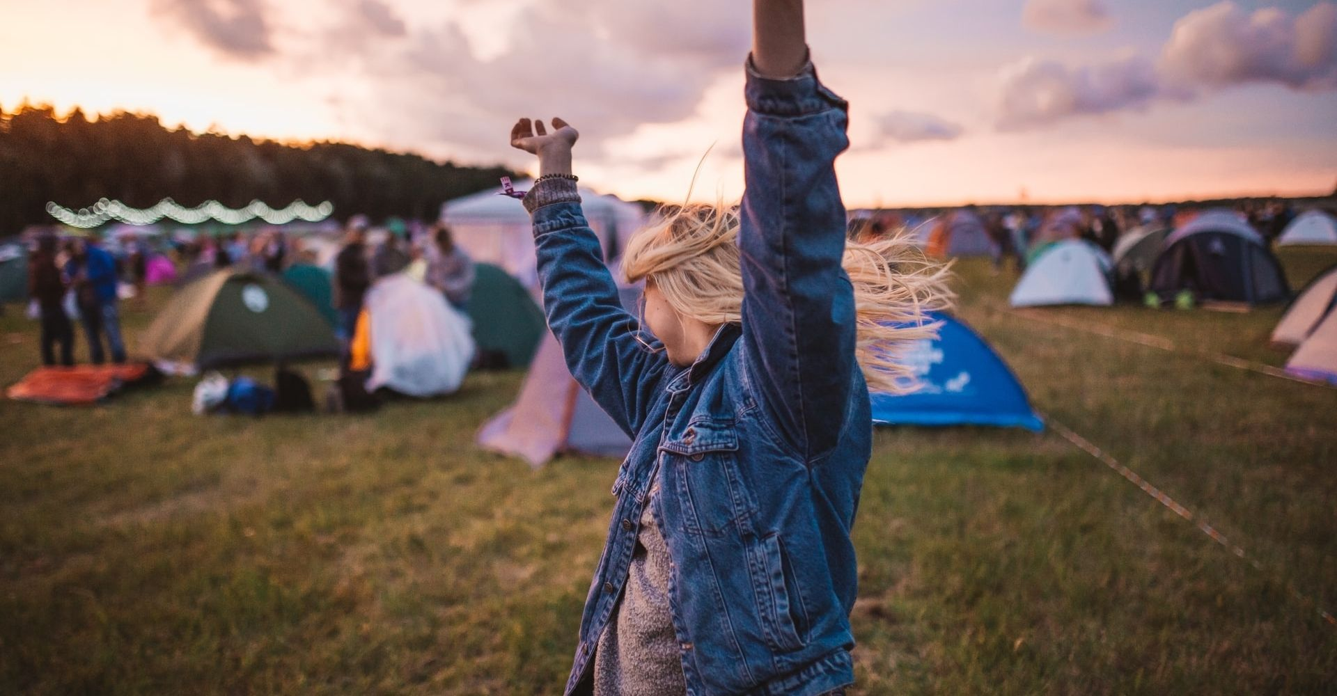 Siempre hay una primera vez: Festivales, Conciertos y Giras