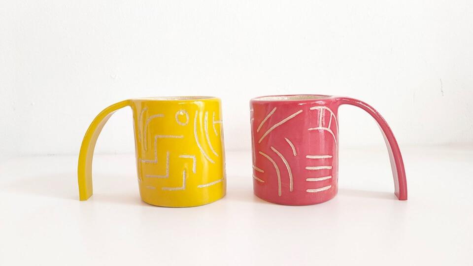 Alma surrealista y formas singulares: así es la sorprendente cerámica de Una