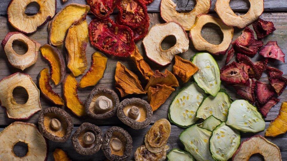 Tradiciones que vuelven: la magia de los alimentos deshidratados