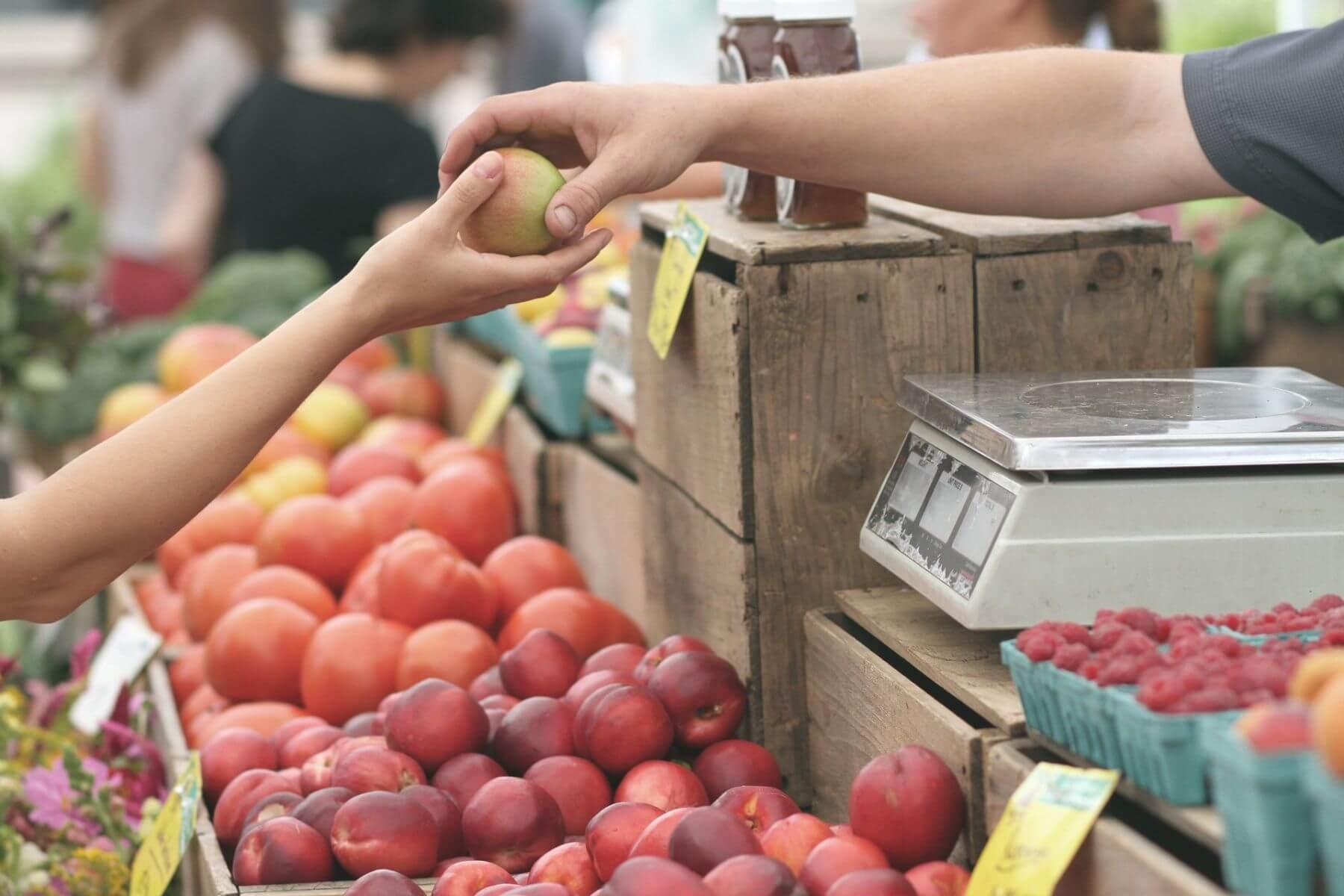 Tomates que saben a tomate: los mercados ecológicos nos traen el verdadero sabor de la huerta