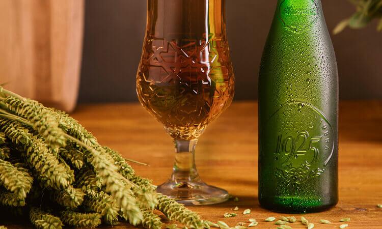 Cerveza Reserva 1925 - Las Brújula - Cervezas Alhambra