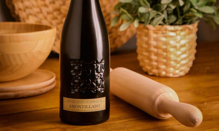 Alhambra Numerada de Amontillado - La Brújula - Cervezas Alhambra