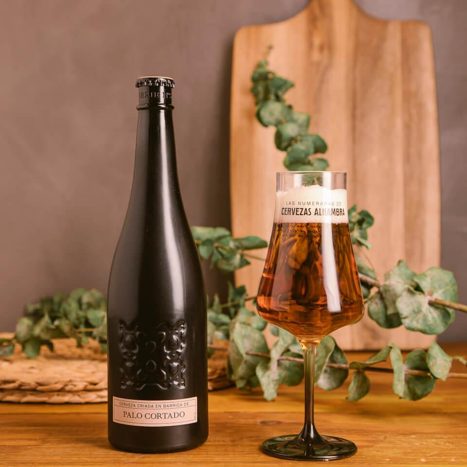 Las Numeradas - Palo Cortado - Brújula - Cervezas Alhambra
