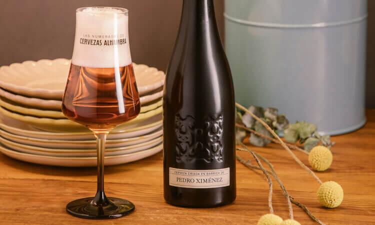 Las Numeradas - Pedro Ximénez - Brújula - Cervezas Alhambra