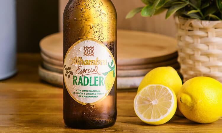 Alhambra Especial Radler- La Brújula - Cervezas Alhambra