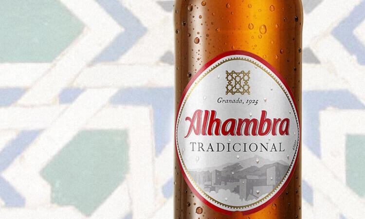 Alhambra Tradicional - La Brújula - Cervezas Alhambra