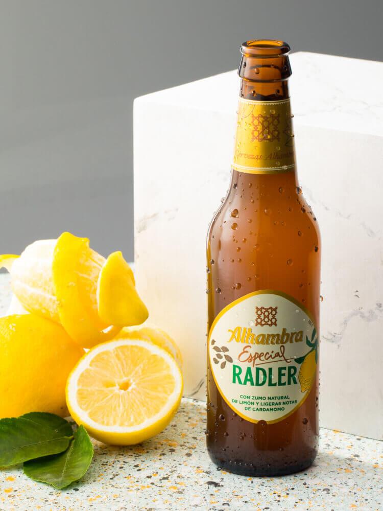 Cerveza Especial Radler - Cervezas Alhambra