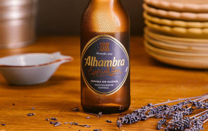 Cerveza Especial Sin - Cervezas Alhambra