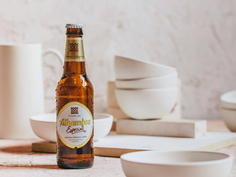 Cerveza Especial - Cervezas Alhambra