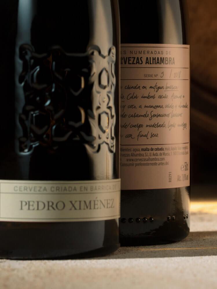 Nuestras Cervezas - Cervezas Alhambra