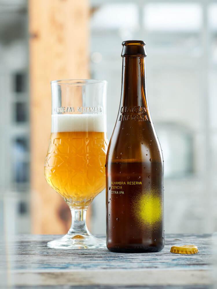 Cerveza Ipa - Cervezas Alhambra