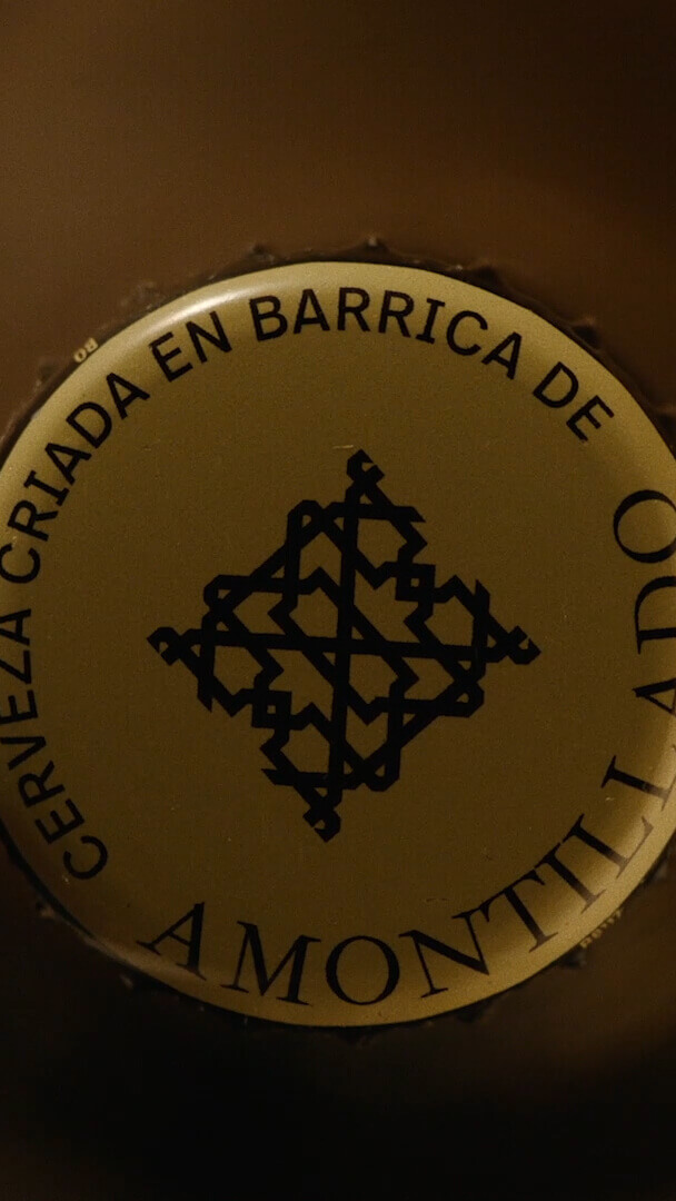 Las Numeradas - Amontillado - Cervezas Alhambra