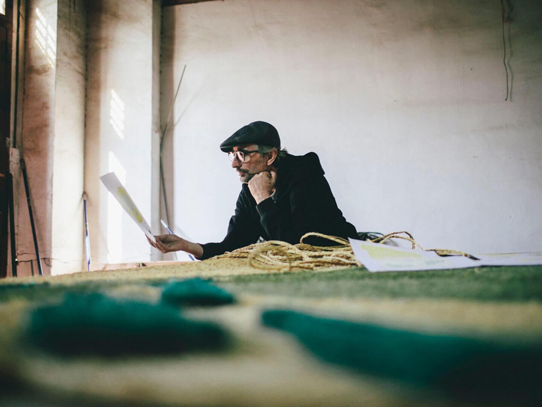 Crear sin prisa - Martín Azúa - Cervezas Alhambra