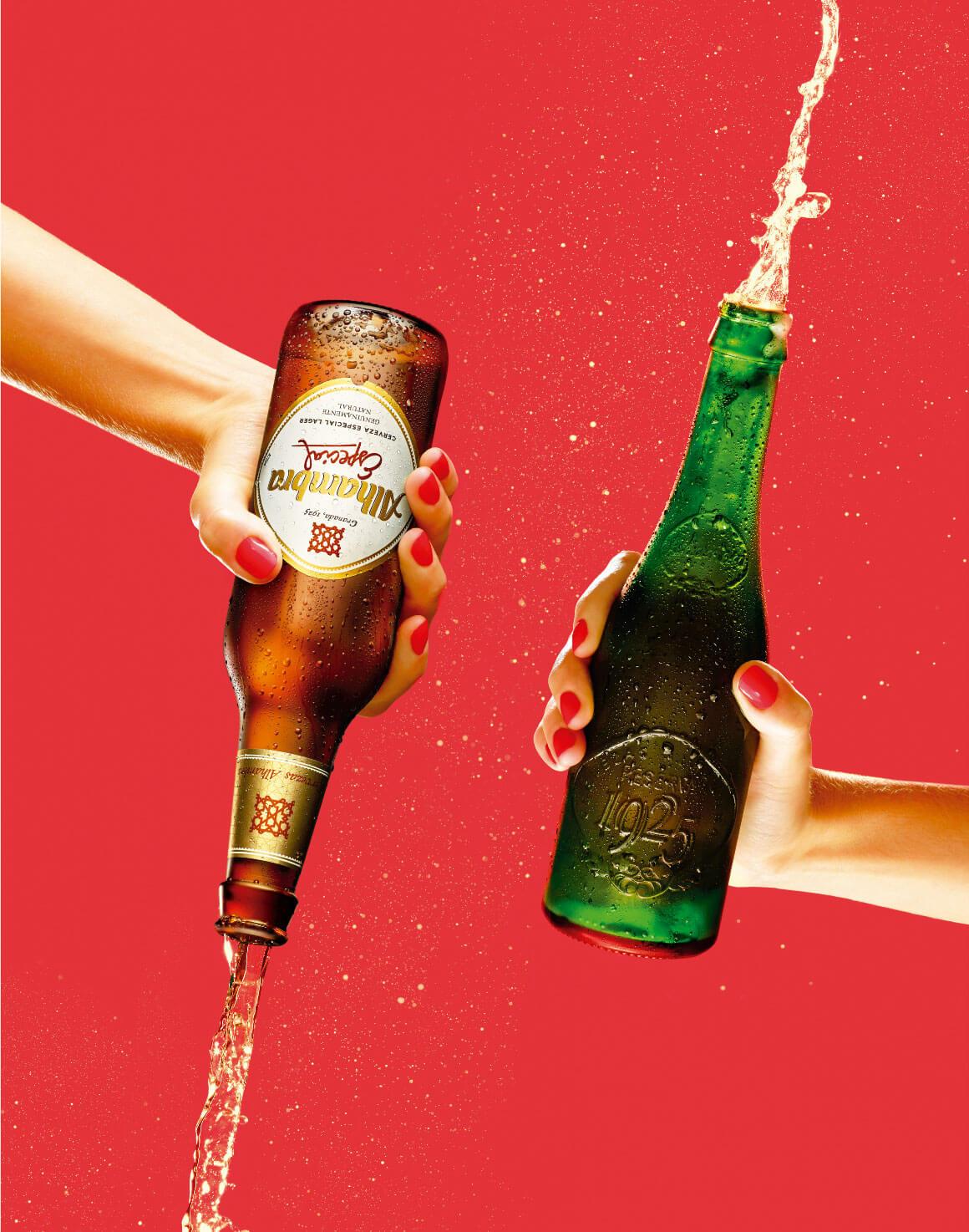 Momentos Alhambra - A Mano, de Pierpaolo - Cervezas Alhambra